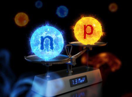 Il nucleo degli atomi